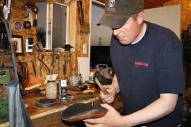 Handmade Leather Boot Cobbler