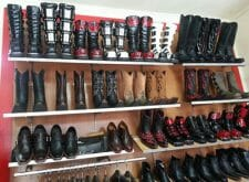 Handmade Leather Boots - Great Selection of Handmade Boots