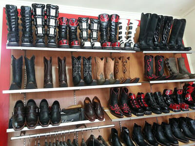 Great Selection of Handmade Boots
