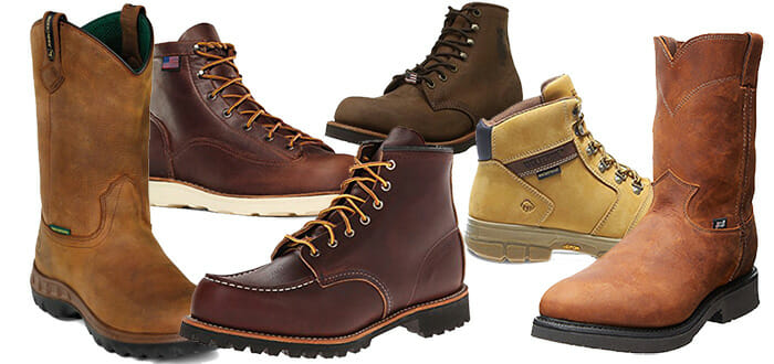 The Best Handmade Work Boots