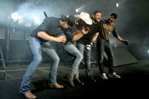 Are Cowboy Boots Cool - John Pardi, Chris Yound, and Dierks Bentley in Cowboy Boots