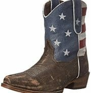Roper Cowboy Boots - Women's American Beauty Roper Boot