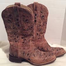 Vintage Leather Boots - Really old pair of leather boots