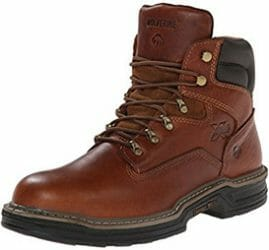 The Best Men's Work Boots - The Raider Work Boot By Wolverine