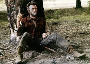 Are Cowboy Boots Cool - Clint Eastwood in Cowboy Boots