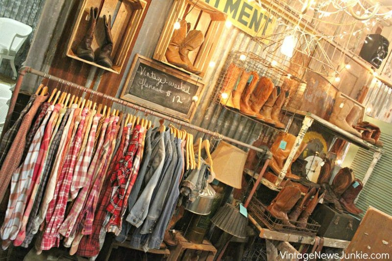 Vintage Leather Boots - Shop with vintage clothing and western wear and boots