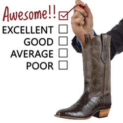Check out our Boot Reviews!