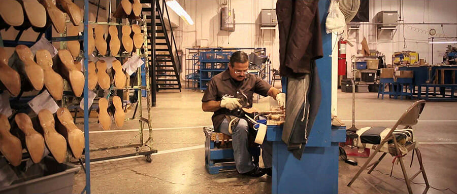Lucchese Handmade Boots - The Lucchese Boot Factory