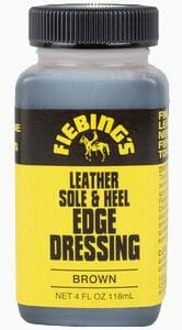 Boot Stuff And Accessories - Leather Sole and Heel Edge Dressing - Brown