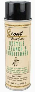 Boot Stuff And Accessories - Scout Reptile Cleaner and Conditioner