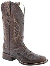 Snakeskin Cowboy Boots Women - corral womens snakeinlay boots