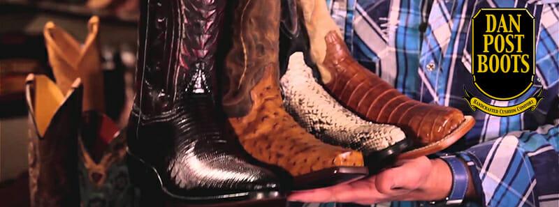 Dan Post Men's Boots - Great Selection of Dan Post Men's Cowboy Boots