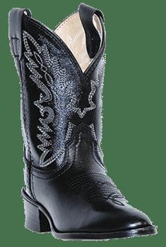 Cowboy Boots Boys - Dan Post Chaps - Childrens Cowboy Boots