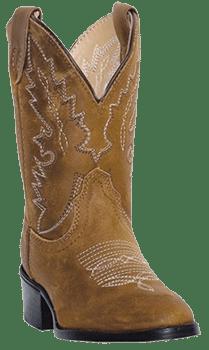 Cowboy Boots Boys - Dan Post Shane - Childrens Cowboy Boots