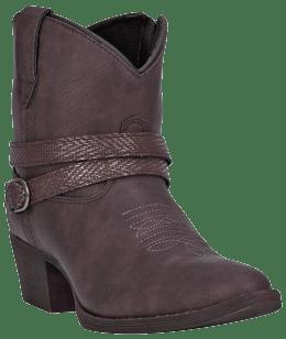 Dingo Aydra Ladies Handmade Biker Boots