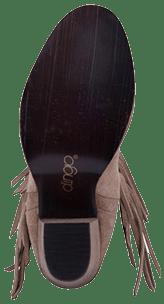 Dingo Juju Women's Handmade Biker Boots