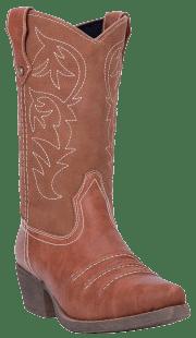 Dingo Prairie Rose Women's Biker Boots