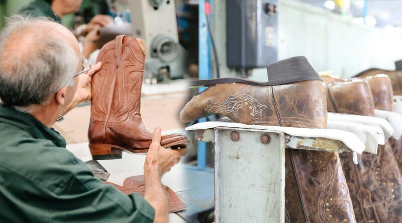 Handmade Boots vs Machine Made Boots