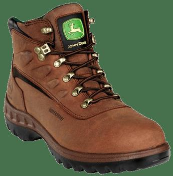 Men's Work Boots For Sale! - John Deere Jameson Hiker - Mens Work Boot
