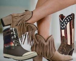 Women's Handmade Boots