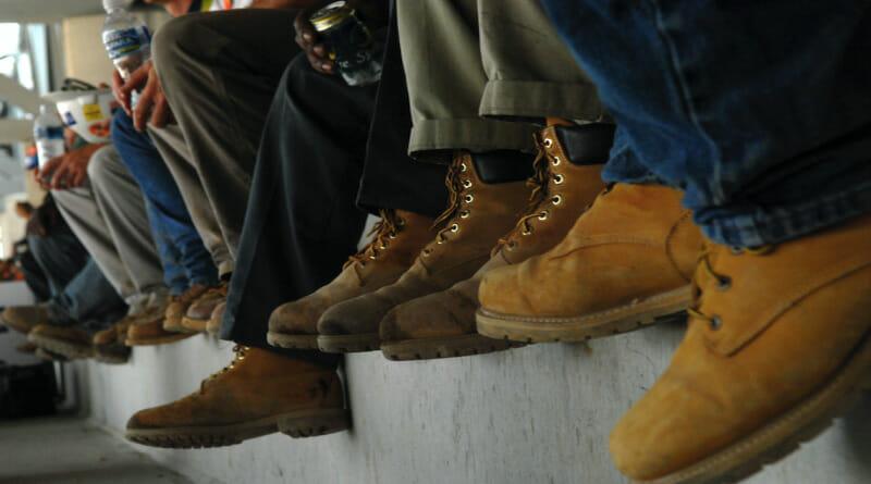 Men's Handmade Work Boots