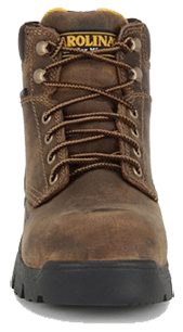Womens Leather Work Boots - Carolina Womens Work Comp Toe Boot