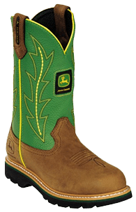 John Deere Jo-Beth Pull-On - Women's Work Boot