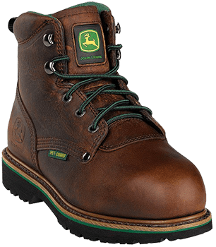 John Deere Montana - Womens Leather Work Boots