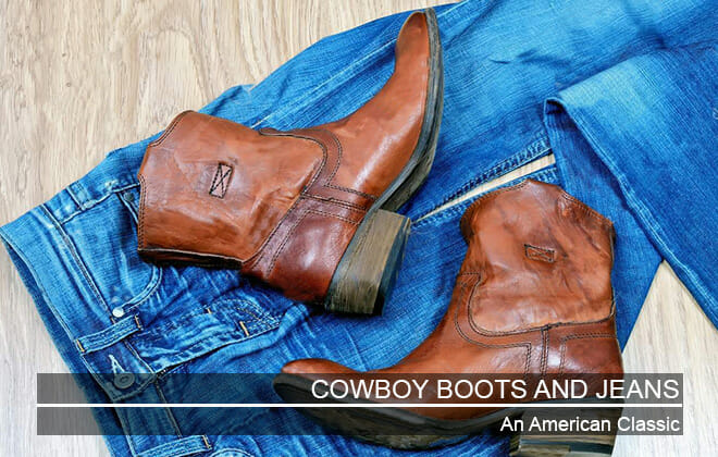 Cowboy Boots And Jeans Featured Image