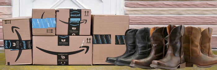 Cowboy Boots On Amazon - Boots Delivered at Doorstep
