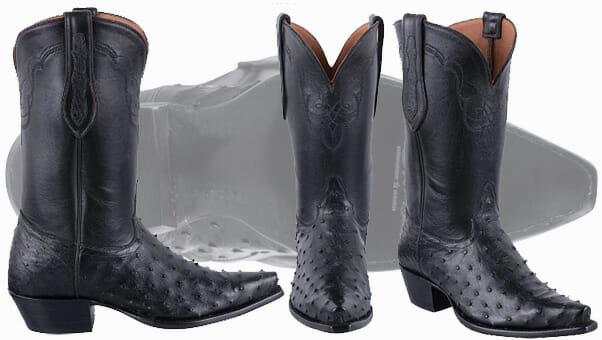 Tony lama Cowboy Boots Sale - Women's Ostrich Boots