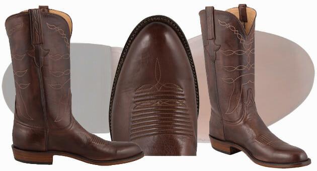 Buffalo Boots Men - Lucchese Cowboy Boots