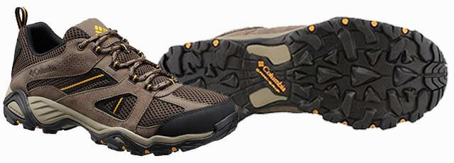 Columbia Men Hiking Boots - Cordovan