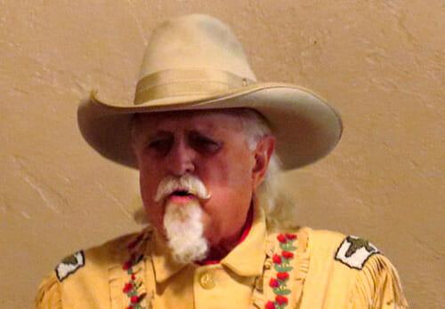 History of cowboy hats - Buffalo Bill