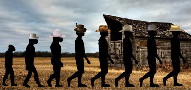 History Of Cowboy Hats - Evolution of Cowboy Hats