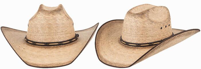 Jason Aldean Resistol Cowboy Hats - Amarillo Sky Straw Hat