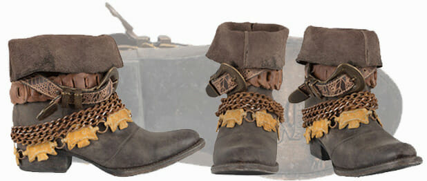 Ladies Cowgirl Boots Sale - Freebird By Steven Women's Brown Yerba Boots