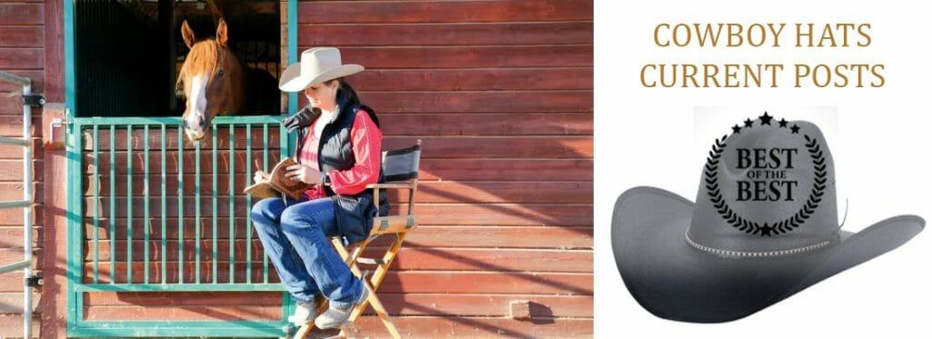 Cowboy Hats Recent Posts