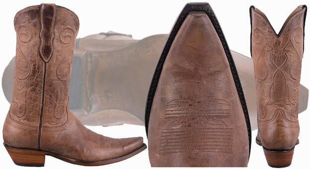 Black Jack Boots Sale - Mad Dog Goat Leather Boots