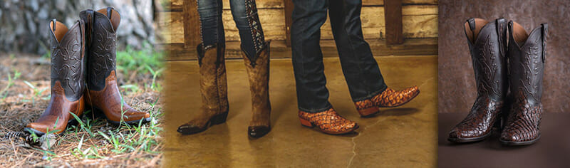 Black Jack Cowboy Boots - Assorted Boots