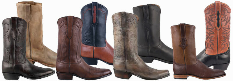 Cheap Cowboy Boots - Men's Boots Pinto Ranch