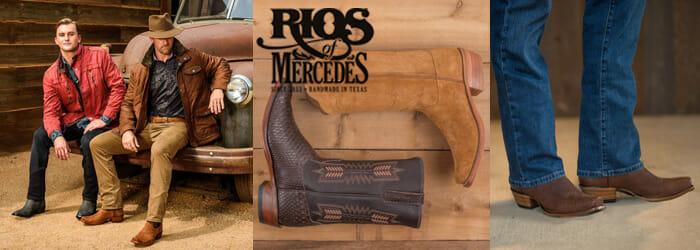 Rios Of Mercedes Boot Review - All Mens Cowboy Boots