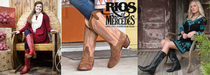 Rios Of Mercedes Boot Review - All Womens Cowboy Boots