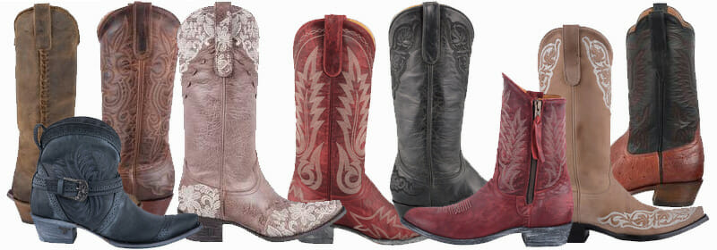 Cheap Cowboy Boots - Women's Cowboy Boots Pinto Ranch