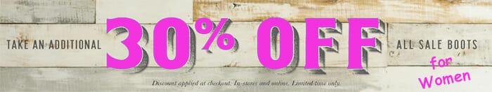 30 percent off womens handmade cowboy boots