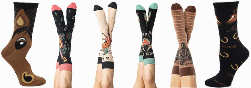 Wearing Cowboy Boots Without Socks - Ladies Western Socks
