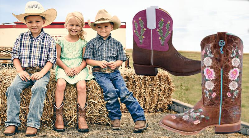 Womens Cowboy Boots Kids