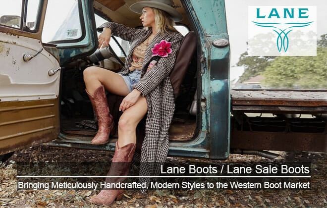 Lane Boots Review and Lane Boot Sale