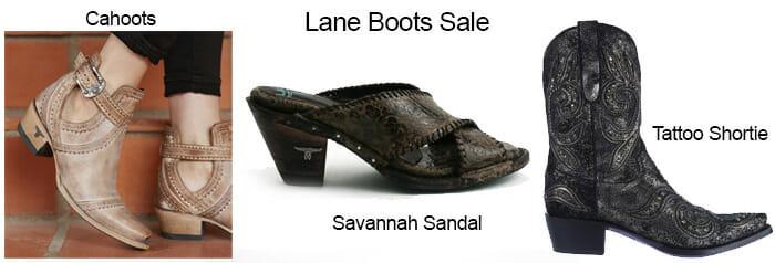 Lane Boots Sale