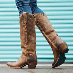 Plain Jane Boots by Lane